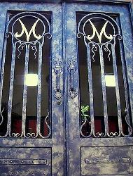 Wrought Iron Entry Doors - El Dorado Hills