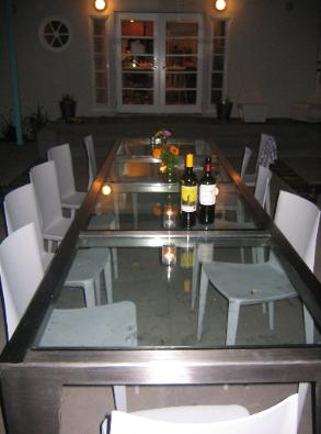 Stainless DiningTable