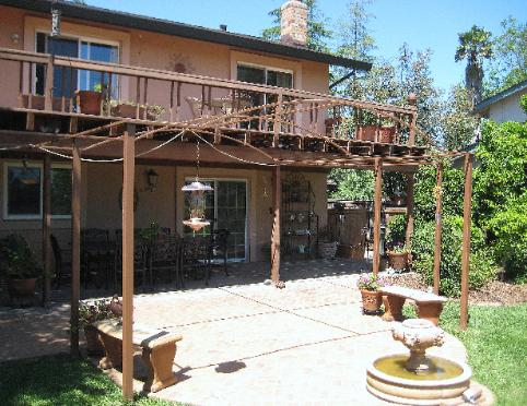 Steel Patio Cover, Folsom